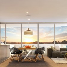 Aspect Potts Hill Penthouse